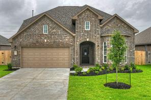 Houston Home at 16235 Tyler Reach Drive Hockley , TX , 77447-4501 For Sale