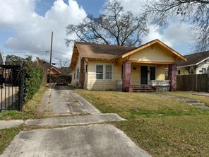 Houston Home at 4731 Park Houston                           , TX                           , 77023-1354 For Sale