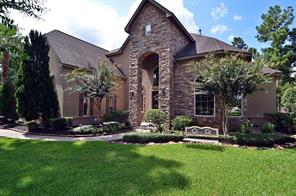 Houston Home at 11 Chamberlain Court The Woodlands                           , TX                           , 77382-2080 For Sale