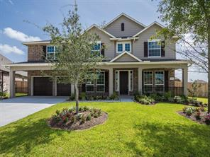 Houston Home at 9518 Solano Point Lane Cypress , TX , 77433 For Sale