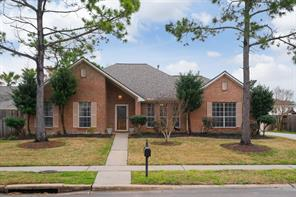 Houston Home at 809 Piney Ridge Drive Friendswood , TX , 77546-3563 For Sale