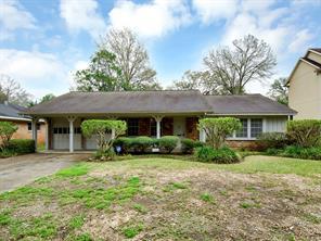 Houston Home at 8519 Manhattan Drive Houston , TX , 77096-1316 For Sale