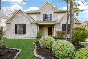 Houston Home at 27 Rumplecreek Place Spring , TX , 77381-6177 For Sale