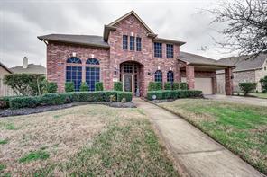 Houston Home at 5304 Amber Sky Lane Rosharon , TX , 77583-2291 For Sale