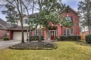 Houston Home at 115 Westwinds Circle Spring                           , TX                           , 77382-5329 For Sale