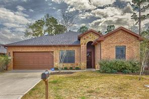 Houston Home at 11921 Mocking Bird Lane Montgomery , TX , 77356-1620 For Sale