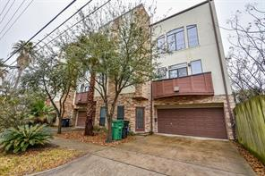 Houston Home at 3717 Stanford Street C Houston , TX , 77006-4676 For Sale