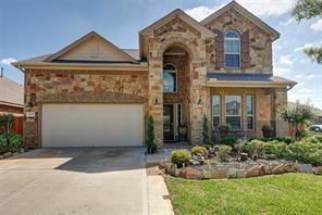 Houston Home at 20727 Kingsford Trail Lane Richmond                           , TX                           , 77407-1414 For Sale