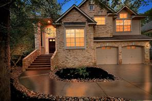 Houston Home at 34 Autumn Branch Circle The Woodlands                           , TX                           , 77382-1411 For Sale