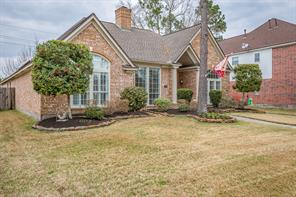 Houston Home at 3715 Clover Valley Drive Kingwood , TX , 77345-3061 For Sale