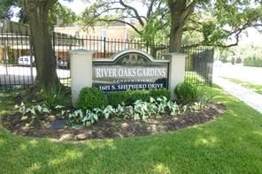 Houston Home at 1601 Shepherd Drive 55 Houston , TX , 77019-3532 For Sale