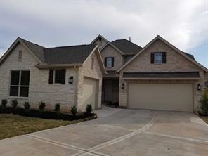 Houston Home at 3007 Calla Lily Trail Richmond , TX , 77406 For Sale