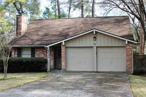 Houston Home at 9 Green Field Place Spring , TX , 77380-3929 For Sale