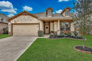 Houston Home at 33007 Greenfield Forest Drive Magnolia                           , TX                           , 77354-2594 For Sale