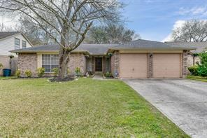 Houston Home at 16326 Cavendish Drive Houston                           , TX                           , 77059-4711 For Sale