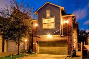Houston Home at 5306 Inker Street Houston , TX , 77007-3141 For Sale