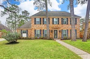 Houston Home at 1714 Castlerock Drive Houston , TX , 77090-1826 For Sale