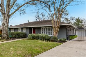 Houston Home at 6255 Wickersham Lane Houston , TX , 77057-4413 For Sale