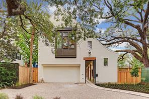 Houston Home at 2607 Yupon Street Houston , TX , 77006-2620 For Sale
