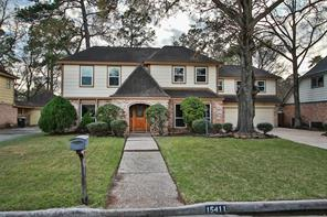 Houston Home at 15411 Pebble Bend Drive Houston , TX , 77068-1841 For Sale