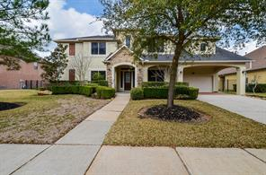 Houston Home at 8002 Bulrush Canyon Trail Katy , TX , 77494-2061 For Sale