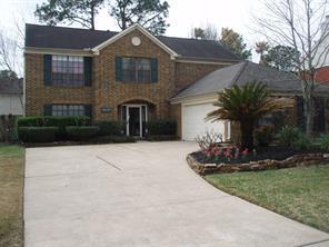 Houston Home at 16531 NW Rainbow Lake Road Houston , TX , 77095-4067 For Sale