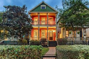 Houston Home at 417 Cortlandt Street Houston , TX , 77007-2631 For Sale