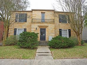 Houston Home at 1831 Branard Street 3 Houston , TX , 77098-2632 For Sale