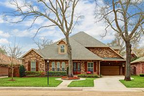 Houston Home at 2302 Briarbrook Drive Houston , TX , 77042-2908 For Sale
