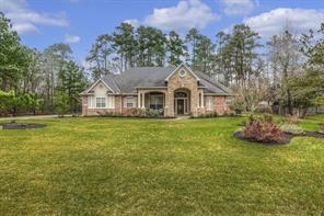 Houston Home at 8977 Willow Springs Lane Conroe , TX , 77302-3494 For Sale