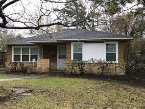 Houston Home at 906 Nashua Street Houston , TX , 77008-6423 For Sale