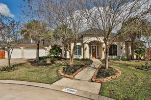 Houston Home at 13810 Campwood Lane Cypress , TX , 77429-6424 For Sale