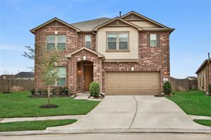 Houston Home at 3627 Hawley Creek Drive Spring , TX , 77386-1574 For Sale
