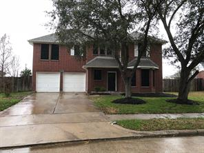 Houston Home at 16042 Cedar Gully Drive Friendswood , TX , 77546-3183 For Sale