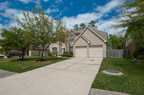 Houston Home at 14511 Cottage Timbers Lane Houston , TX , 77044-4449 For Sale