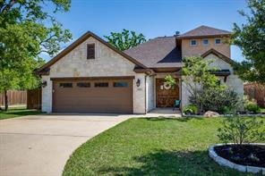 Houston Home at 4114 Rocky Mountain Court College Station , TX , 77845-6196 For Sale