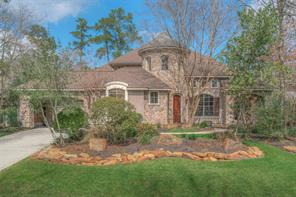 Houston Home at 87 Mirror Ridge Circle The Woodlands , TX , 77382-2513 For Sale