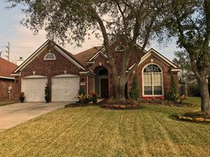 Houston Home at 15202 Chestnut Falls Drive Cypress , TX , 77433-5622 For Sale