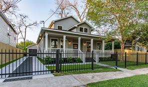 Houston Home at 1032 Louise Street Houston , TX , 77009-2956 For Sale