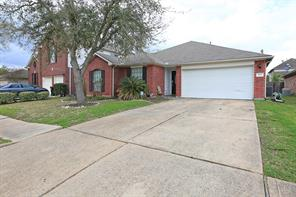Houston Home at 9319 Eaglewood Shadow Court Houston , TX , 77083-6290 For Sale