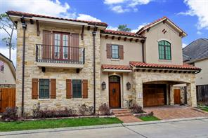 Houston Home at 18 Creekside Court Houston , TX , 77055-7540 For Sale