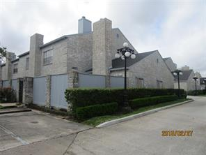 Houston Home at 656 Wilcrest Drive 656 Houston , TX , 77042-1079 For Sale