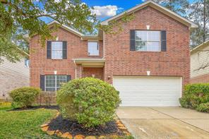 Houston Home at 71 N Spinning Wheel Circle Spring , TX , 77382-1445 For Sale