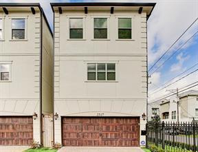 Houston Home at 2517 Arabelle Street Houston , TX , 77007-1107 For Sale