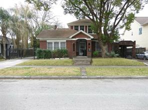 Houston Home at 714 14th Street Houston , TX , 77008-4511 For Sale