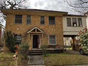 Houston Home at 1912 Wheeler Street Houston , TX , 77004-5140 For Sale