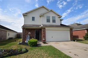 Houston Home at 6811 Wide Creek Drive Katy , TX , 77449-6377 For Sale