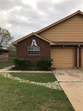 Houston Home at 9723 Youngcrest Drive A Stafford , TX , 77477-3440 For Sale