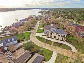 This home comes with plenty of outstanding views of Lake Conroe.