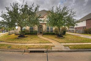 Houston Home at 2803 Feather Glen Katy                           , TX                           , 77494-2340 For Sale